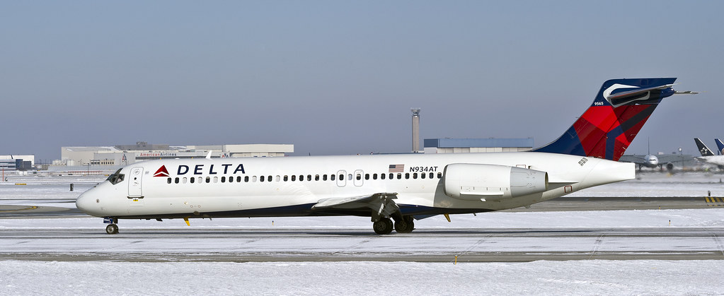delta airlines boeing 717 231 n934at delta airlines