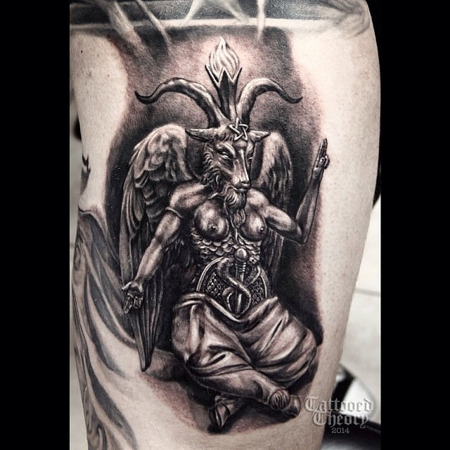 5 hours later and we are fin fun baphomet on alexuslar i