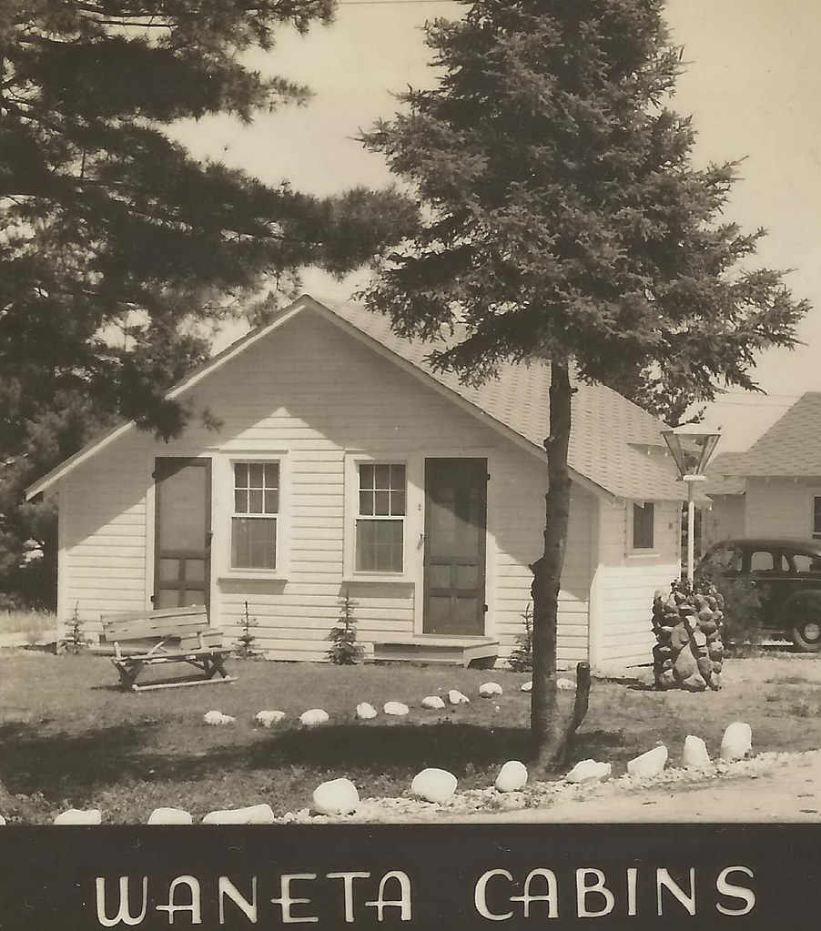 Ne Mackinaw City Mi Rppc Rare 1930s On The Mackinac Strait