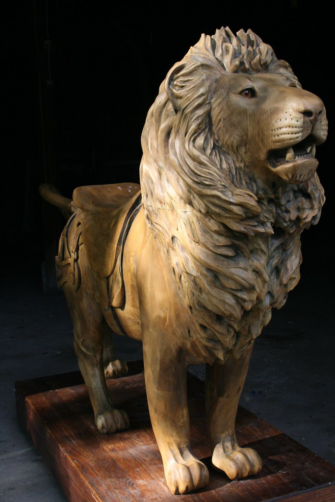 Img 1524 Lion By M J Y Artistsconk Flickr