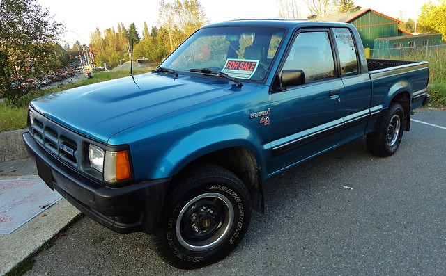 similiar 1992 mazda 4x4 pickup truck starter keywords 1992 mazda b2600 i cab plus 4x4 pickup truck explore custo