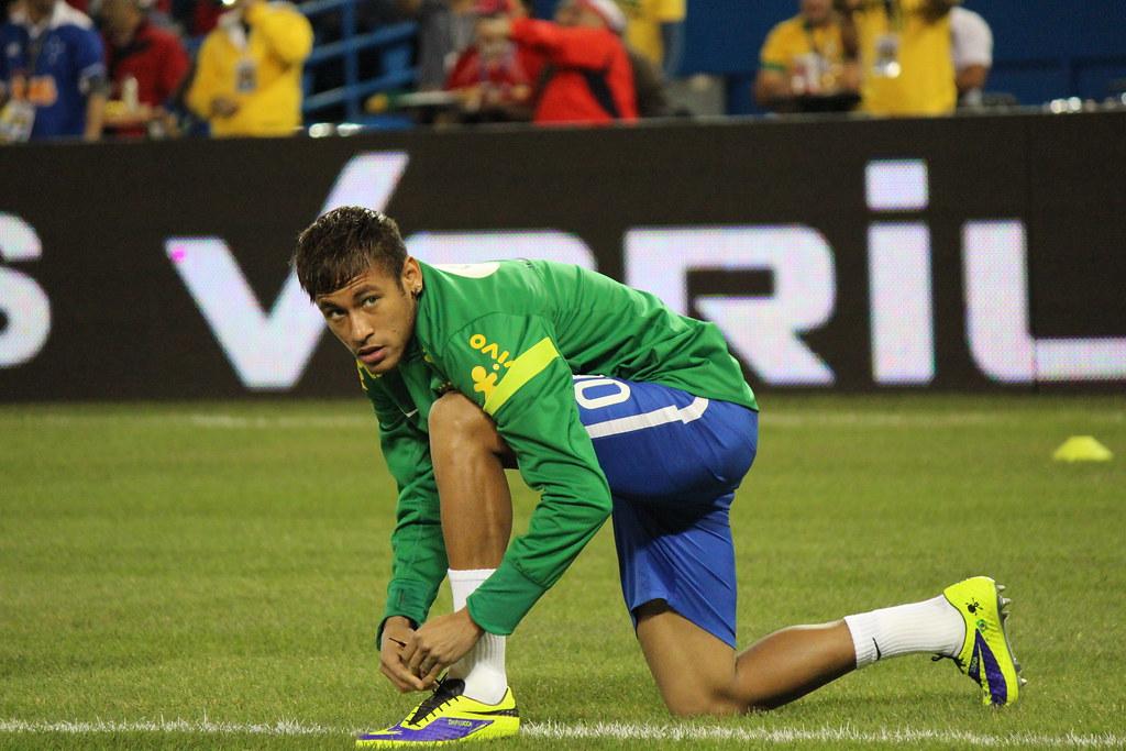 Neymar | Neymar (Warm-up || Brazil v. Chile) | Amil Delic | Flickr