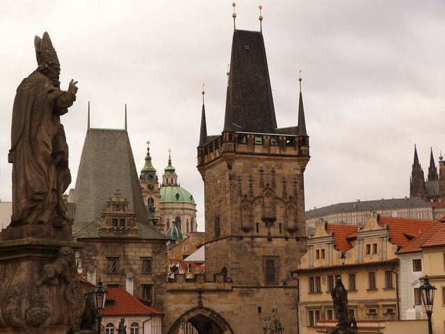Praga es una de las ciudades más románticas del mundo
