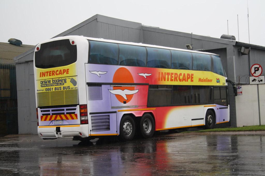 Intercape Mainliner Volvo Marcopolo Bob Adams Flickr