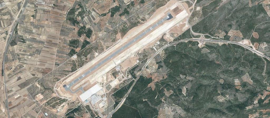 aeropuerto de castellón, castellón, fabra, después, urbanismo, planeamiento, urbano, desastre, urbanístico, construcción, rotondas, carretera
