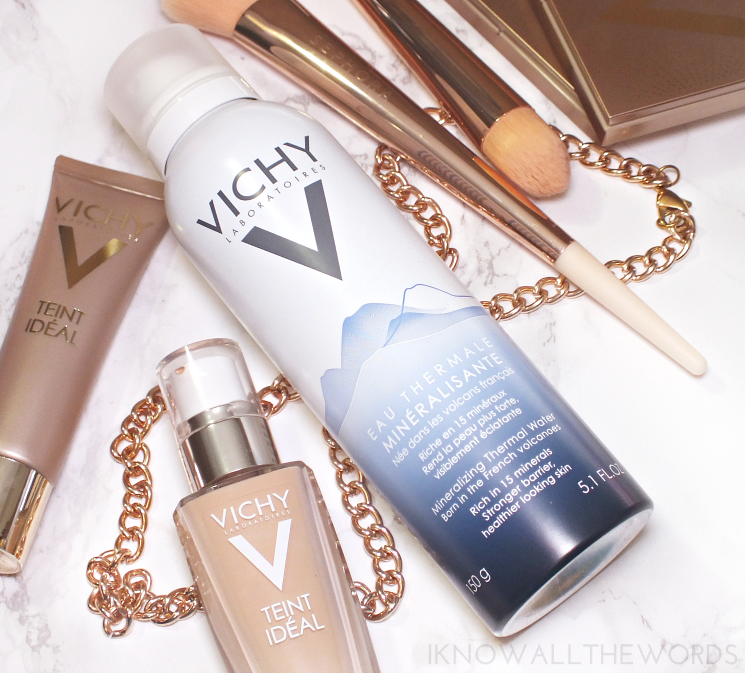 vichy eau thermale