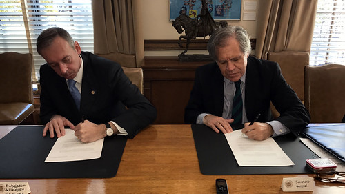 Uruguay is the First Country to Ratify the Inter-American Convention on the Protection of the Human Rights of Older Persons
