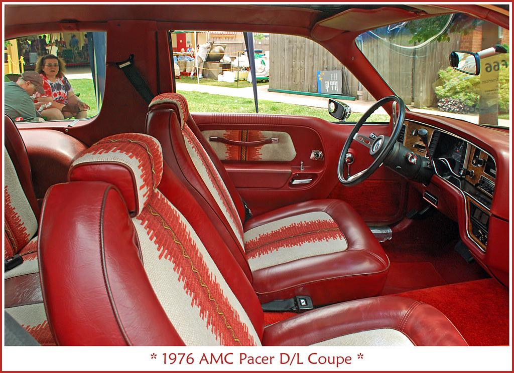 1976 AMC Pacer Navajo interior | The June 15, 2013 Motor ...