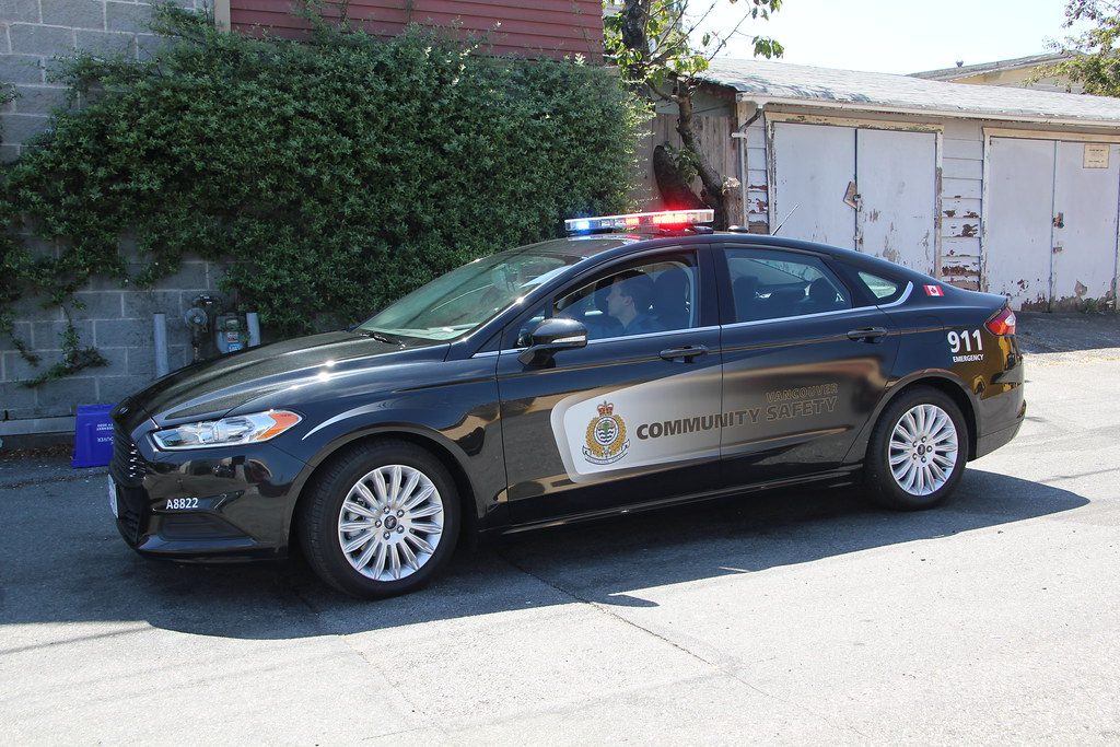 vancouver police marked ford fusion vancouver police marke flickr. Black Bedroom Furniture Sets. Home Design Ideas