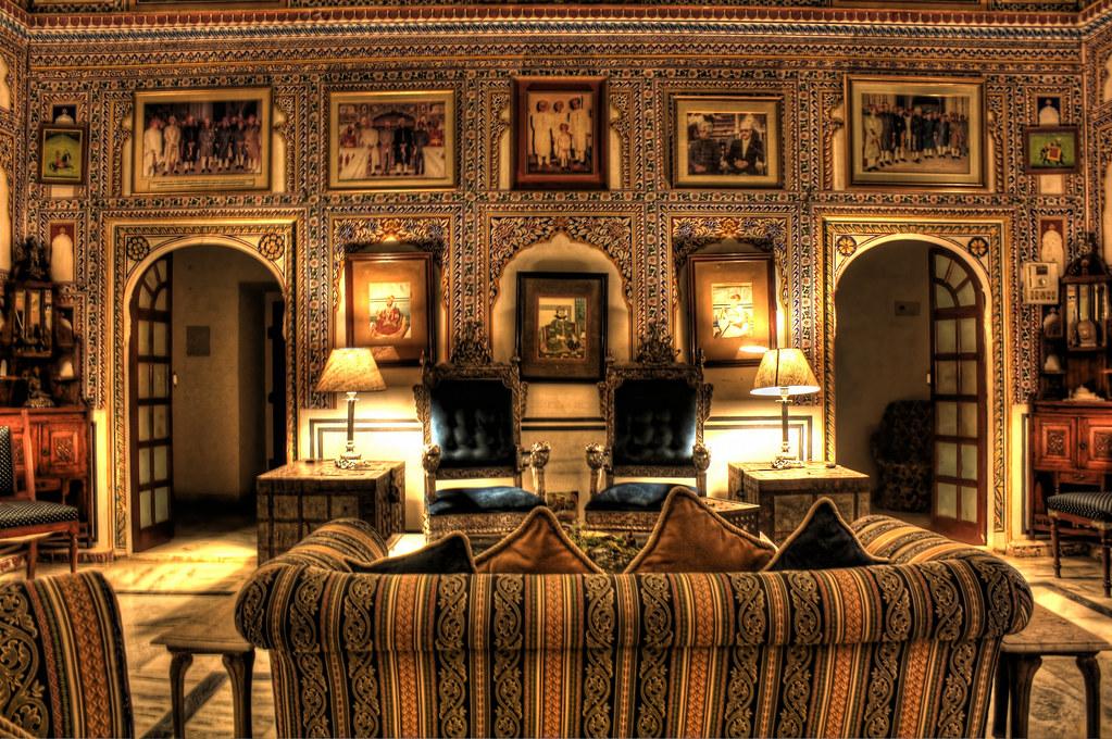 Mandawa Ind Mandawa Castle Interior Decoration 01 Flickr