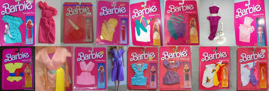 Fun Fashion Barbie