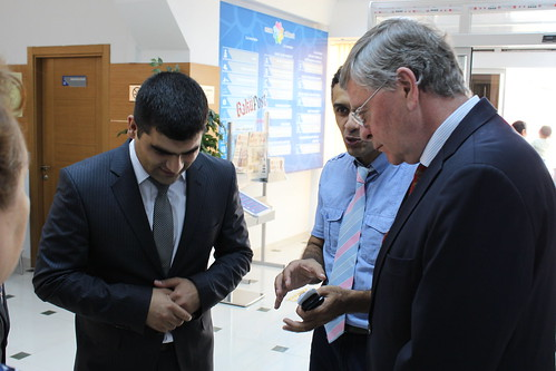 Inauguration of the Sumgayit SYSLAB Center | by UNDP Azerbaijan