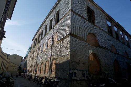 Il Monastero abbandonato di Sant'Orsola