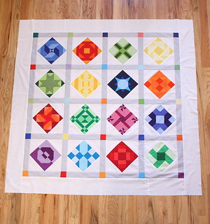 kona-solids-quilt-blocks-tutorial | by amy smart