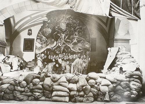 El Greco - El Entierro del Conde de Orgaz