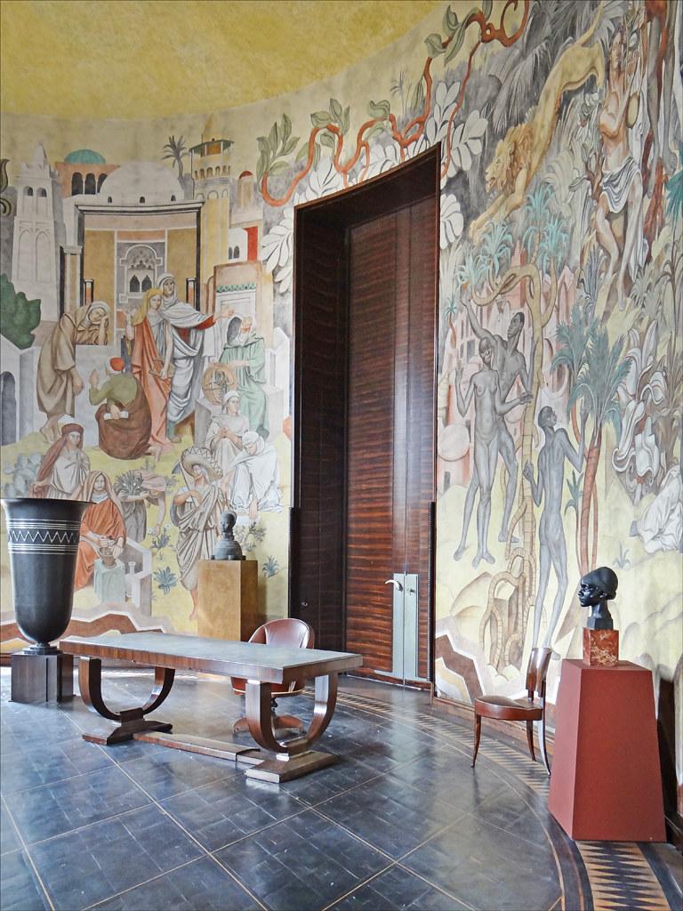 Le salon de paul reynaud palais de la porte dor e flickr - Le salon de la photo ...