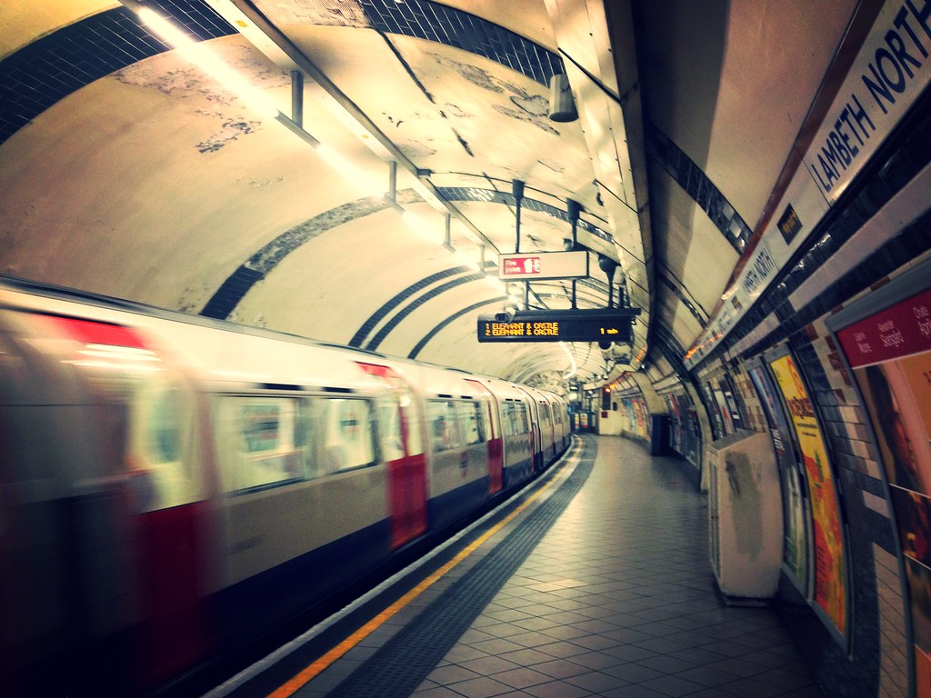 London Underground London Underground Tiling