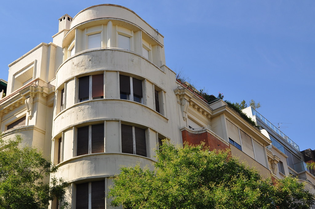 Calle ayal castell madrid m roa flickr - Calle castello madrid ...