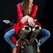 FOLLOW ME ON THE WEBSITE: www.facebook.com/DressISart -- MODEL: Mila Seba