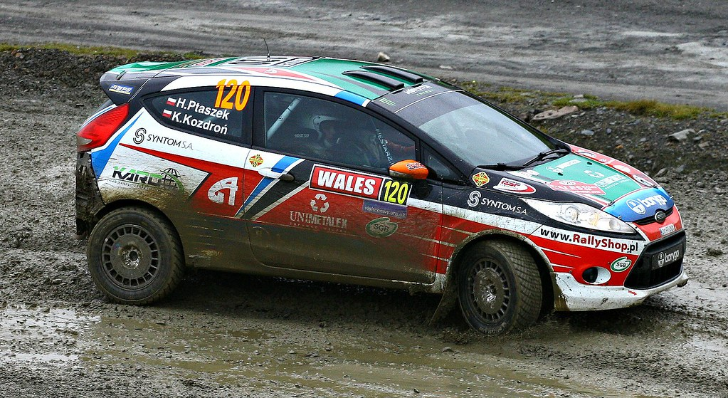 ford fiesta r2 car 120 wales rally gb 2013 ford fiest flickr. Black Bedroom Furniture Sets. Home Design Ideas