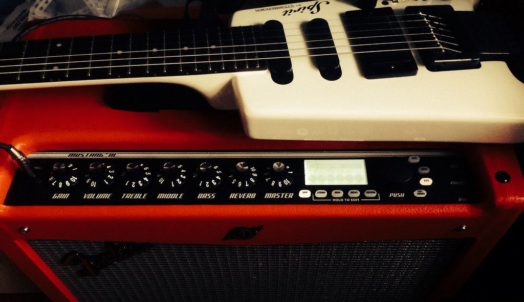 Fender Mustang Amp Iii v2 Fender Mustang Iii v2