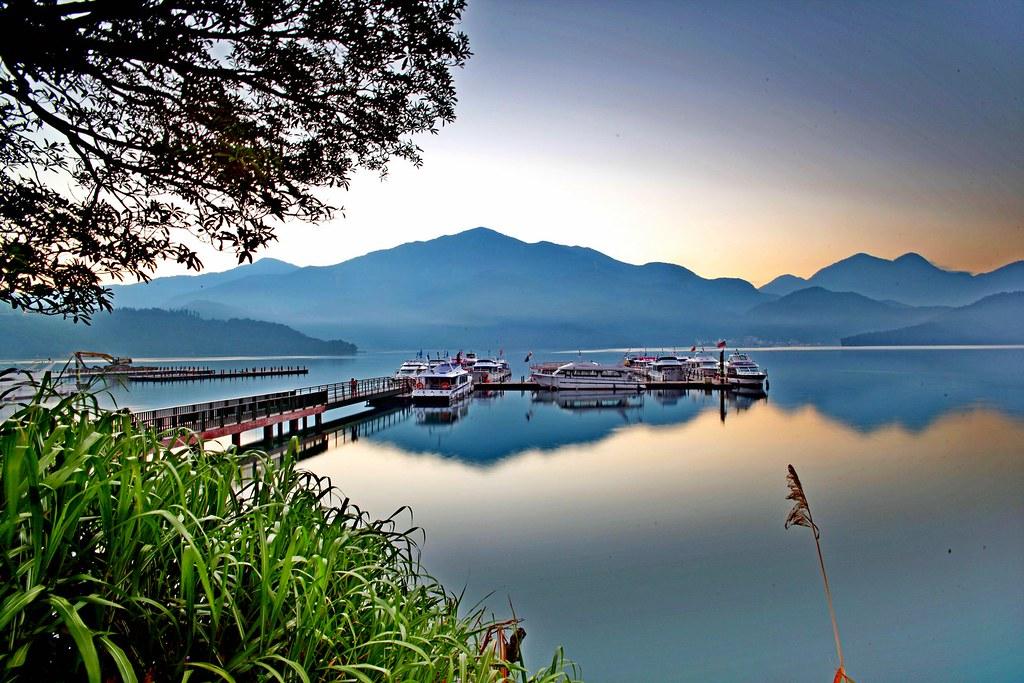 Sun Moon Lake Tour From Taichung