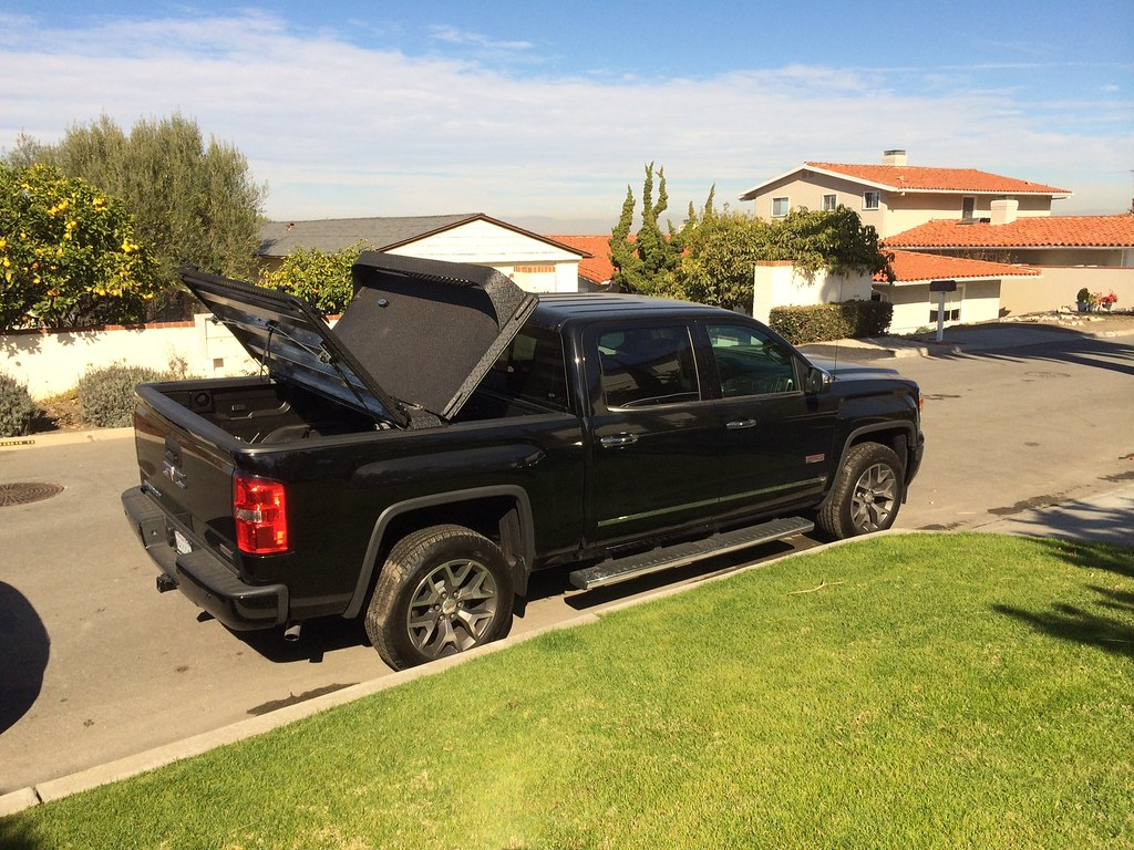 Chevy C Bed Cover