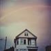 Potrero Hill Sunset Rainbow