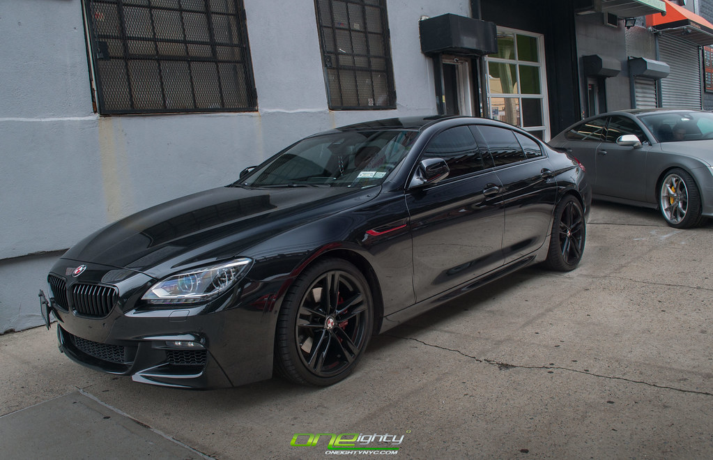 Bmw 6 Series Gran Coup 233 By Oneighty 2013 Bmw 650i Gran