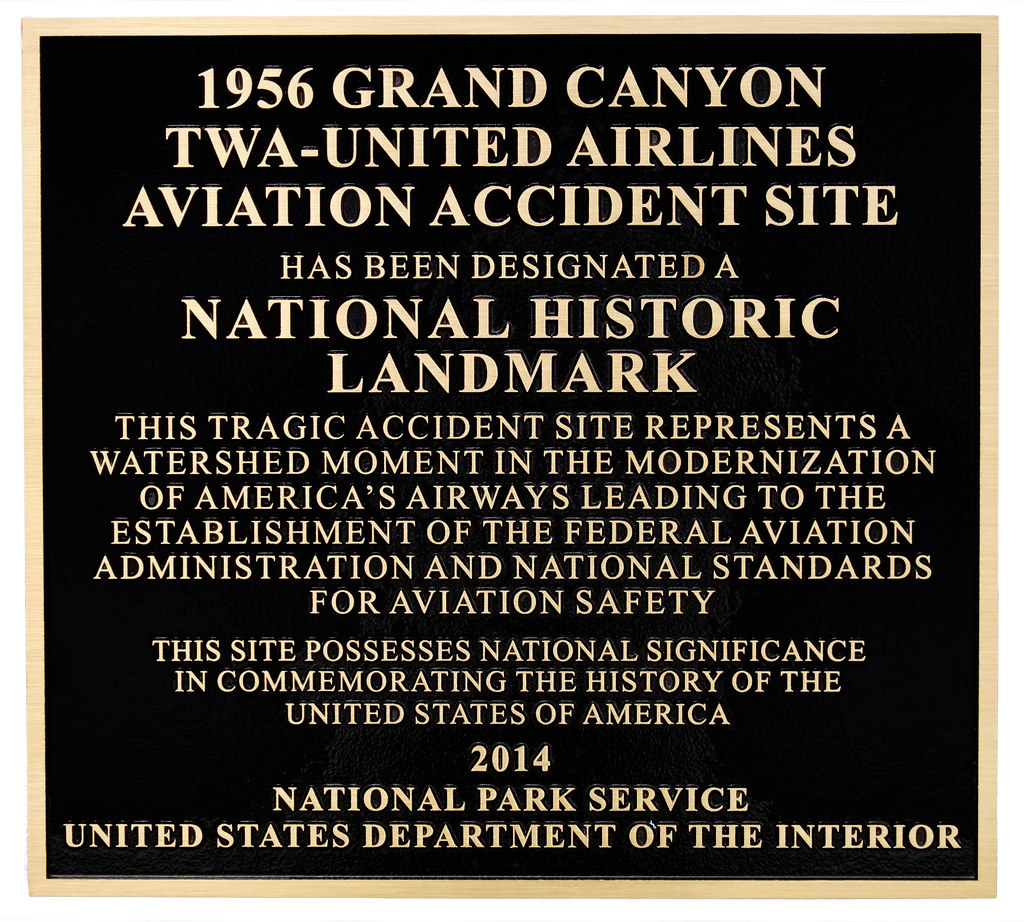 1956 grand canyon collision the creation 60 years ago, 2 planes collided over the grand canyon and it changed the world 1956 mid-air collision above the grand canyon and led to the creation of the.