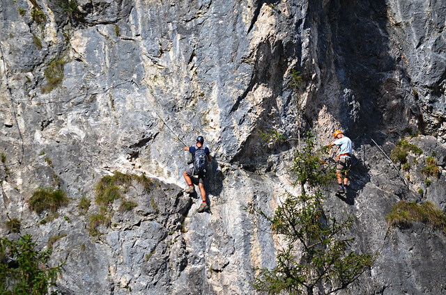 Climbing, Bavaria