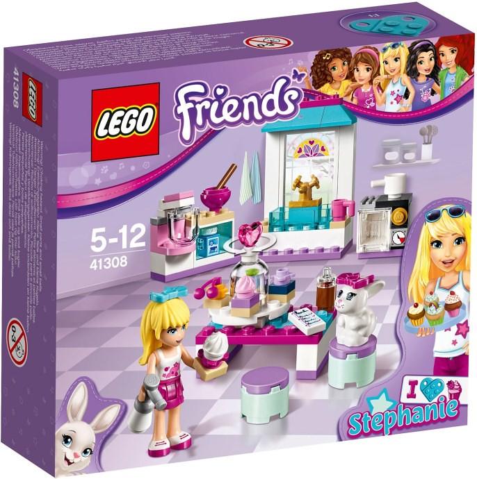 LEGO Friends 2017 - Stephanie's Bakery (41308)