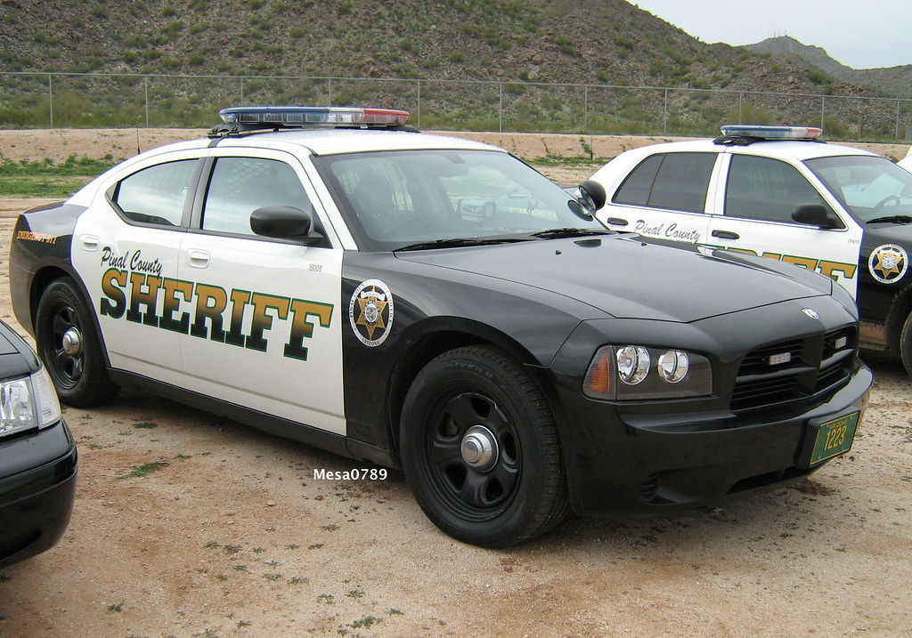 Pinal County Sheriff Az Dodge Charger Mesa0789 Flickr