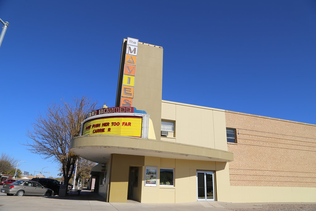 Ulysses Kansas The Movies Movie Theater Grant County Ks