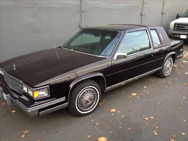 1986 Cadillac Coupe Deville I Posted A Similar Car In