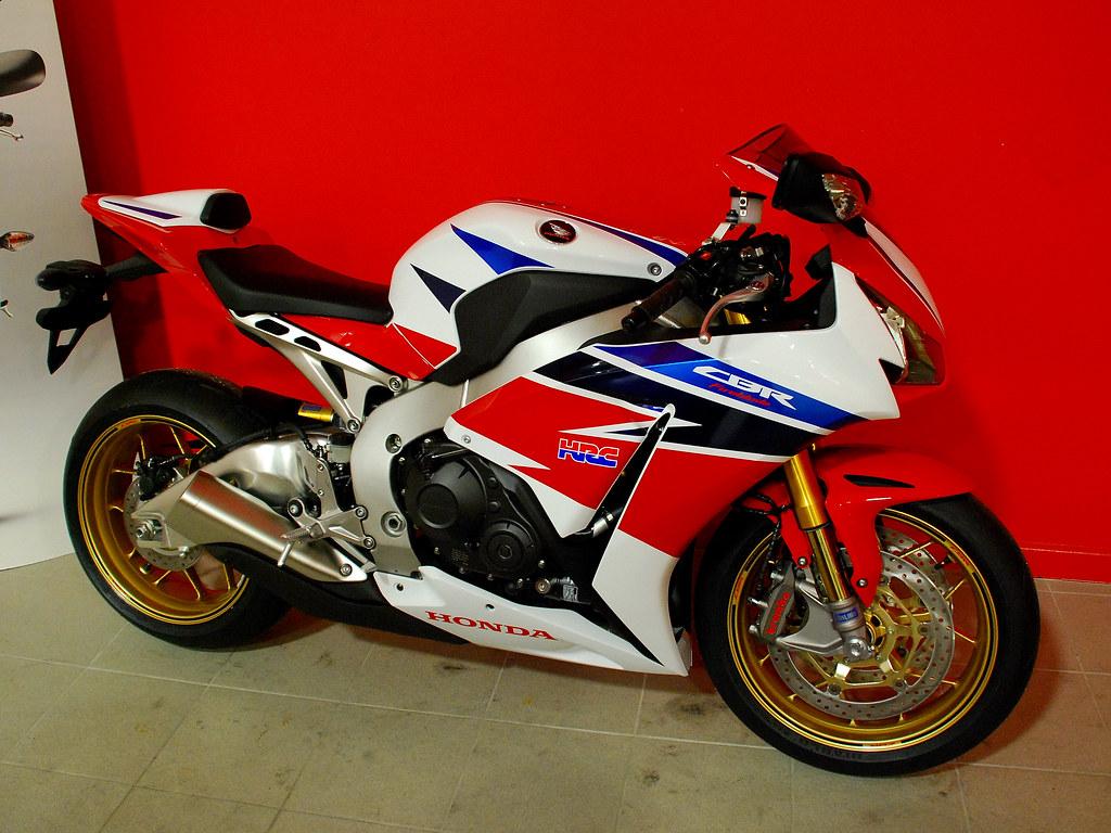Honda Cbr1000rr Sp Mrb Flickr