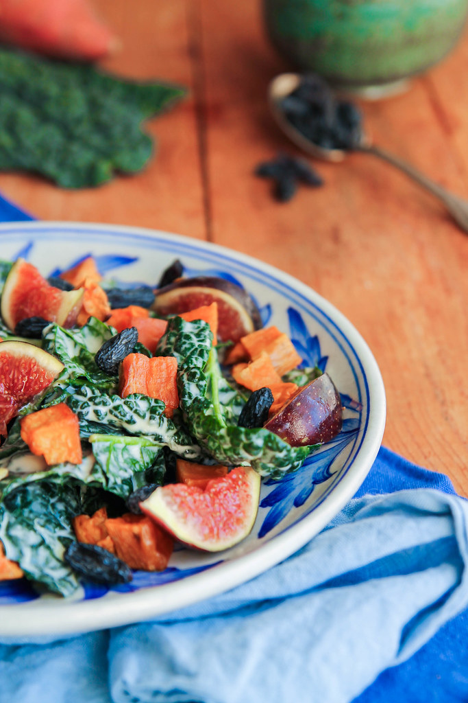 Salade de kale recette