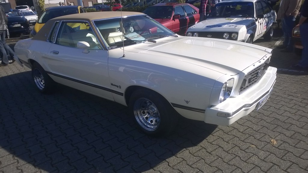 Ford Mustang 5 0 V8 Coupe Mk Ii Mod 1975 Granada Uwe