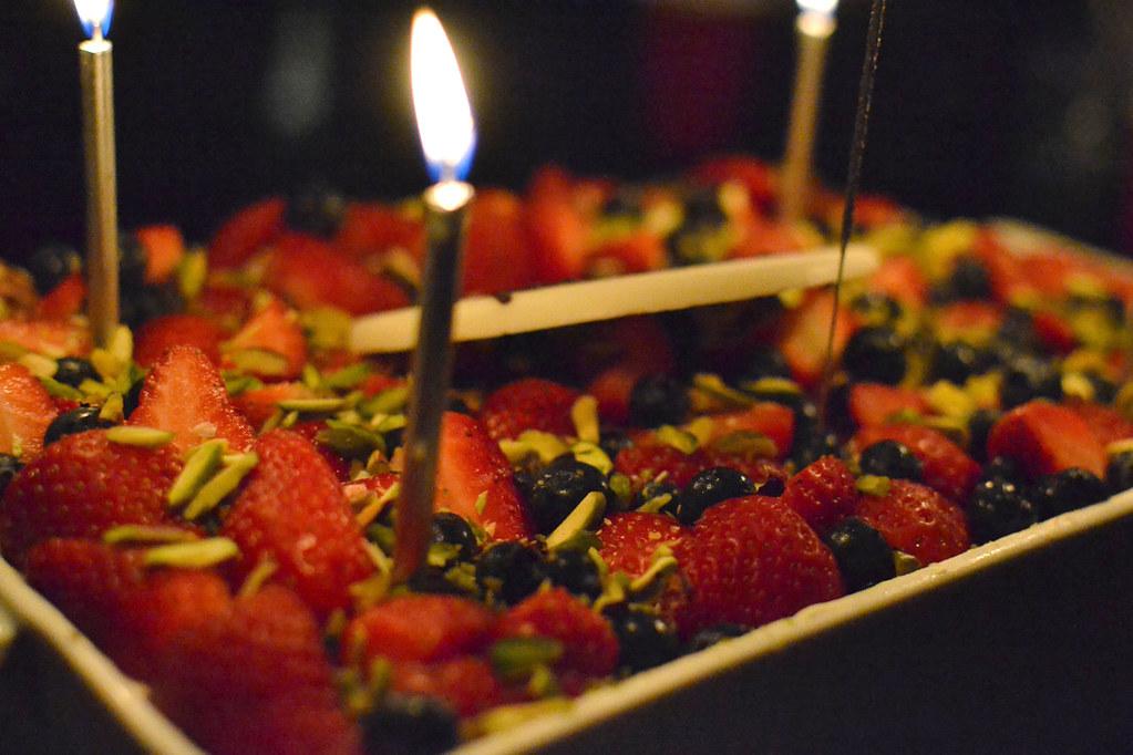 Strawberry Watermelon Cake Recipe