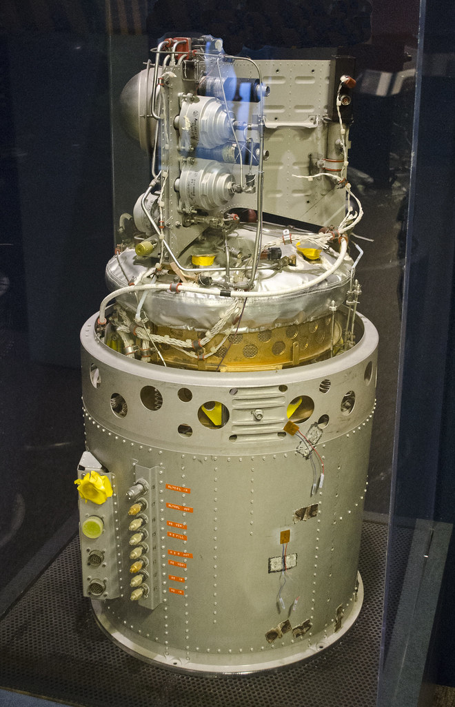 Apollo Fuel Cell Space A Journey To Our Future Museum