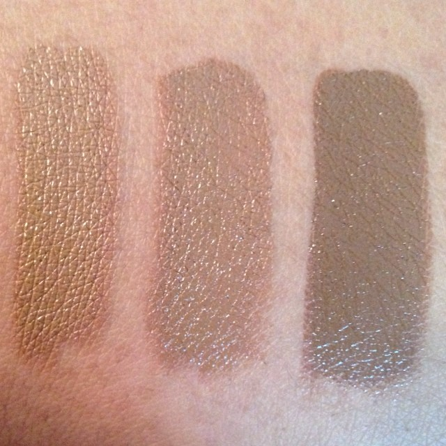 Here are swatches of @CoverFX Total Cover Cream Foundation… | Flickr