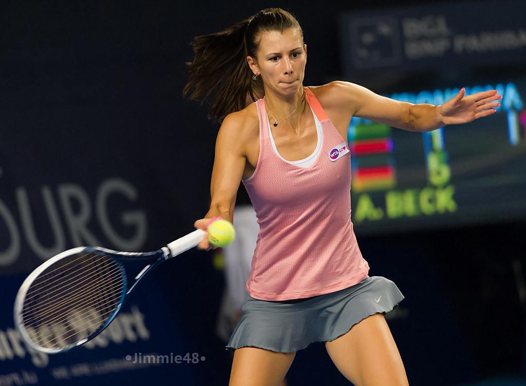 Tsvetana Pironkova | BGL BNP Paribas Open 2013 - WTA Interna ...: https://www.flickr.com/photos/jjtennis/10565258445