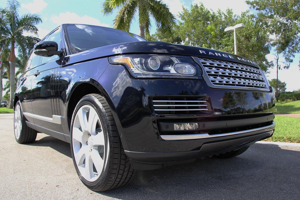 Mariana Black | Land Rover Palm Beach | Flickr