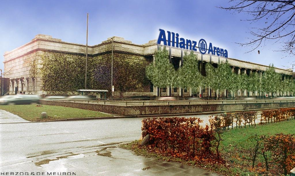 allianz mini arena munich airport foto zvg allianz mini flickr. Black Bedroom Furniture Sets. Home Design Ideas