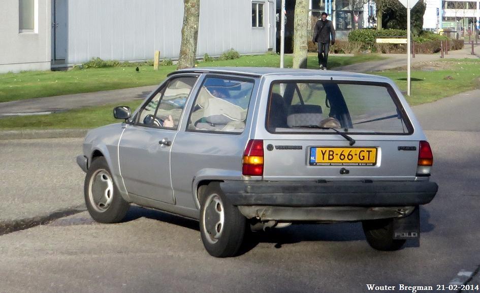 Volkswagen Polo Steilheck 1989 Wouter Bregman Flickr