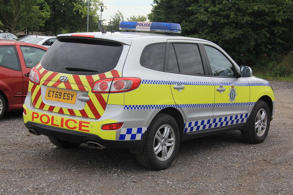 Lincolnshire Police Hyundai SantaFe Collision Investigatio… | Flickr