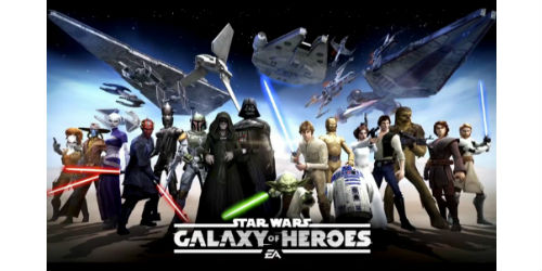 E3 2015: Star Wars Galaxy Heroes coming to mobile
