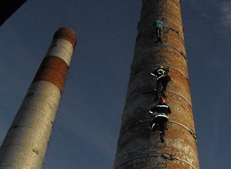 На Херсонщині 15-річний юнак хотів покінчити життя самогубством, зістрибнувши з 50-ти метрової труби