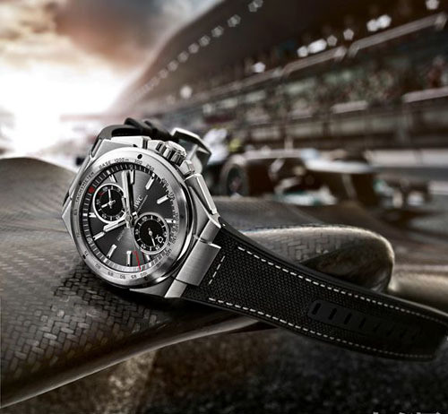 Performance engineering model for all new Ingenieur watches