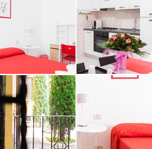 B&B Euforia Di Casa Mia, de las mejores opciones para alojarse barato en Roma